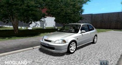Honda Civic Type R [1.3.3], 1 photo